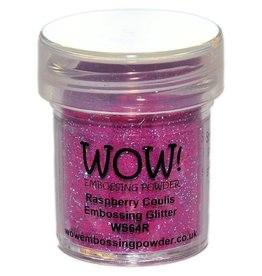 WOW! Embossing Powder - Raspberry Coulis