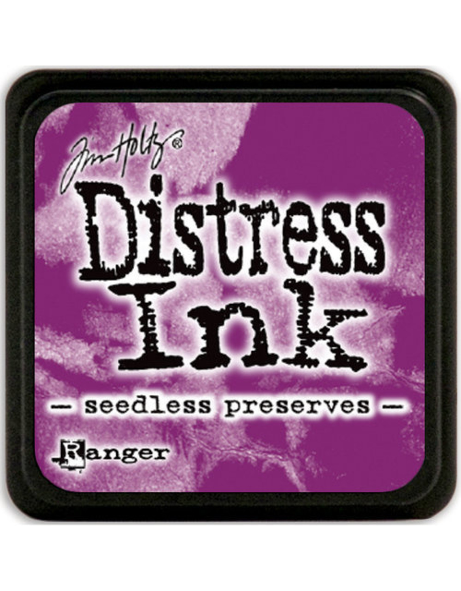Ranger Distress Ink Pad - Seedless Preserves