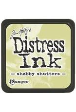 Ranger Distress Ink Pad - Shabby Shutters
