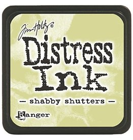 Ranger Distress Ink Pad - Shabby Shutters