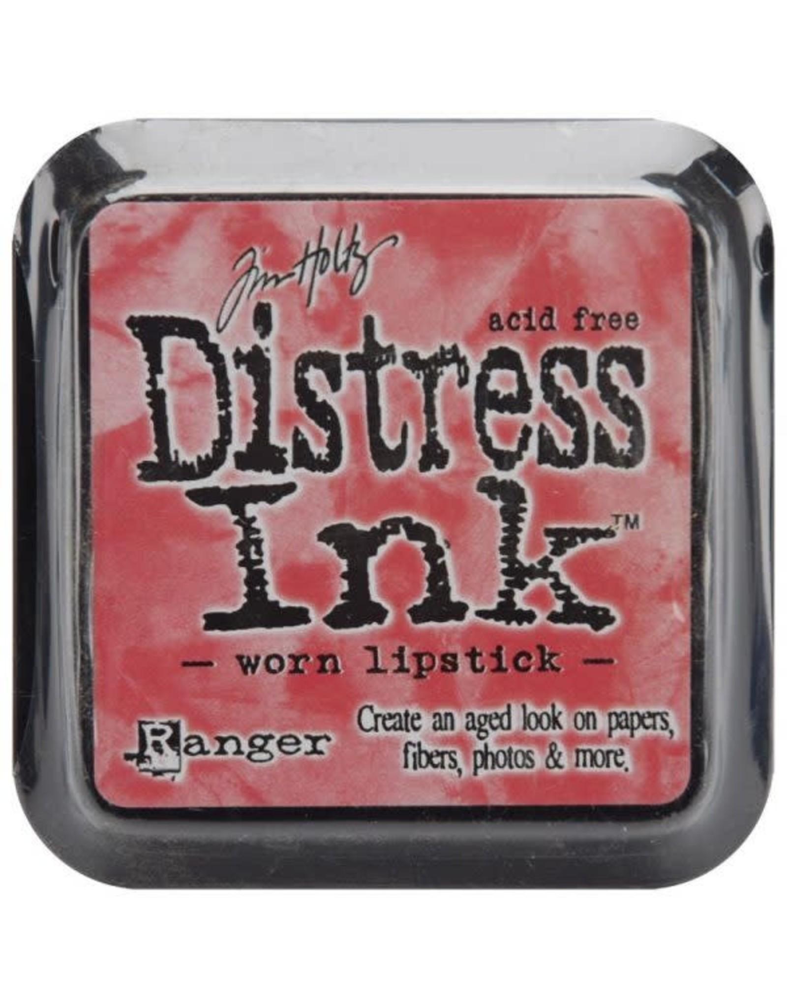 Ranger Distress Ink Pad - Worn Lipstick