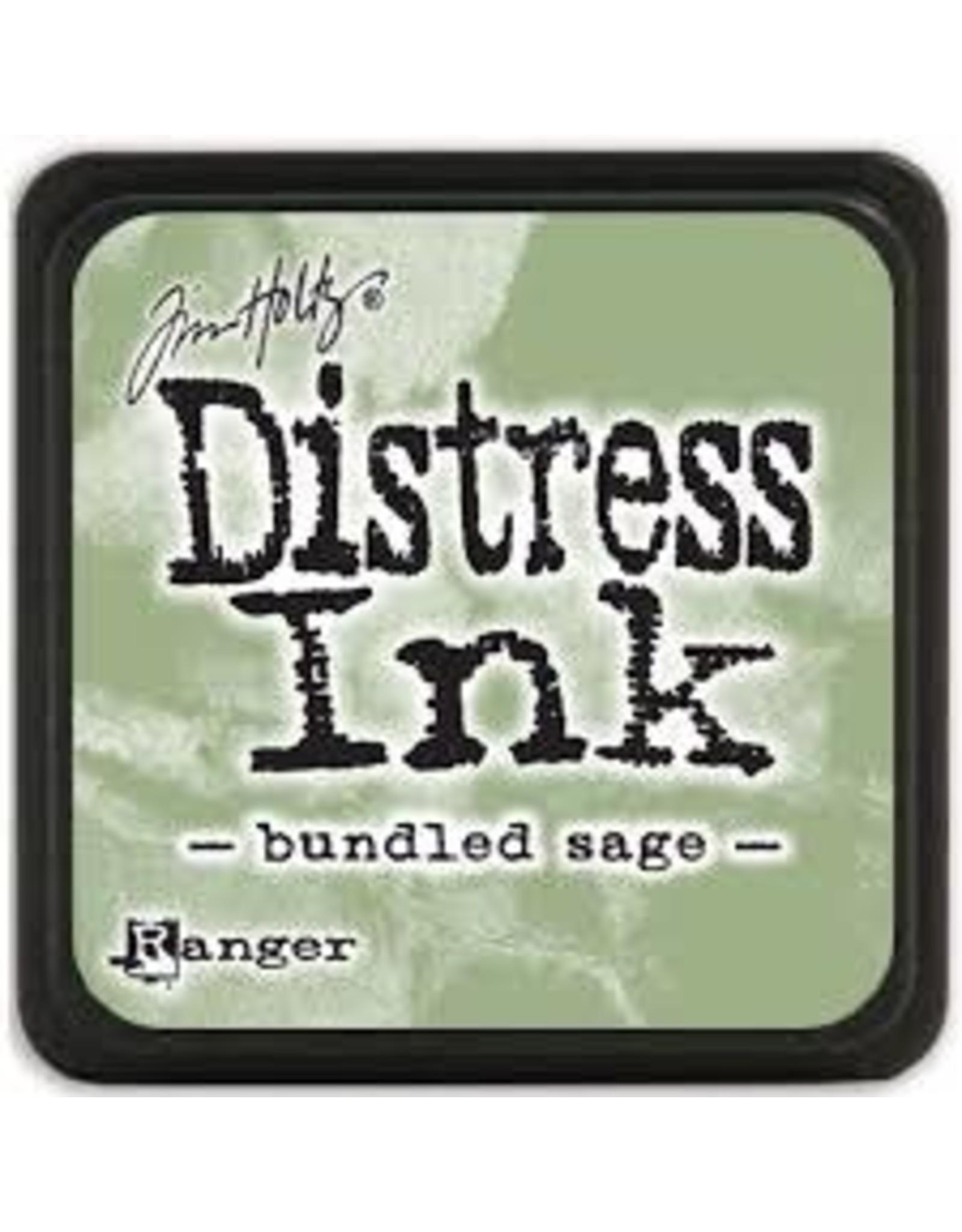 Ranger Distress Ink Pad - Bundled Sage