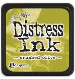 Ranger Distress Ink Pad - Crushed Olive