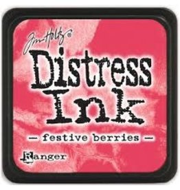 Ranger Distress Ink Pad - Festive Berries