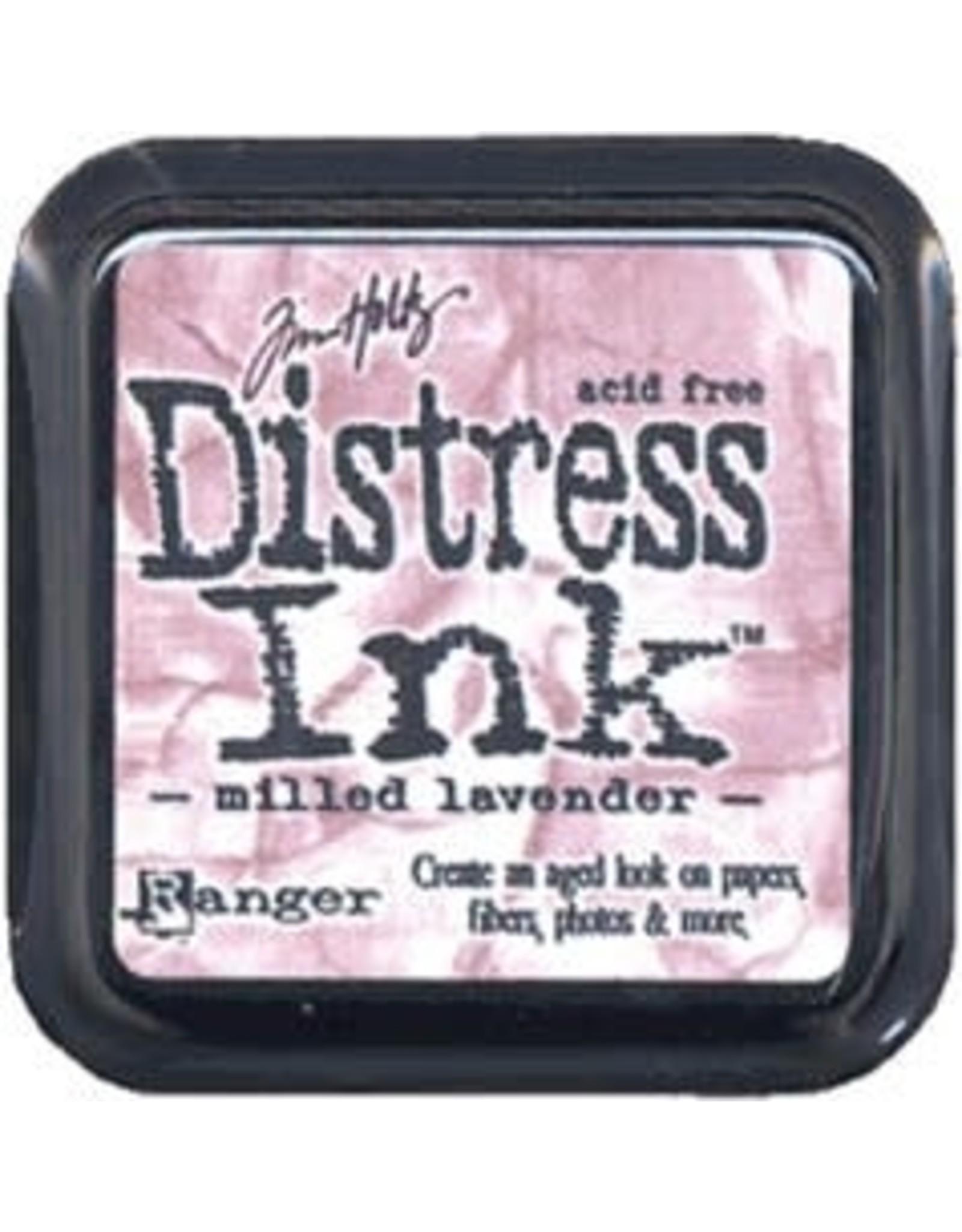 Ranger Distress Ink Pad - Milled Lavender