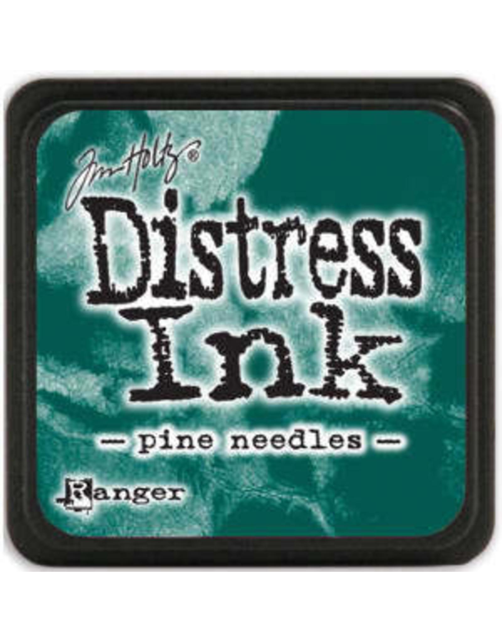 Ranger Distress Ink Pad - Pine Needles
