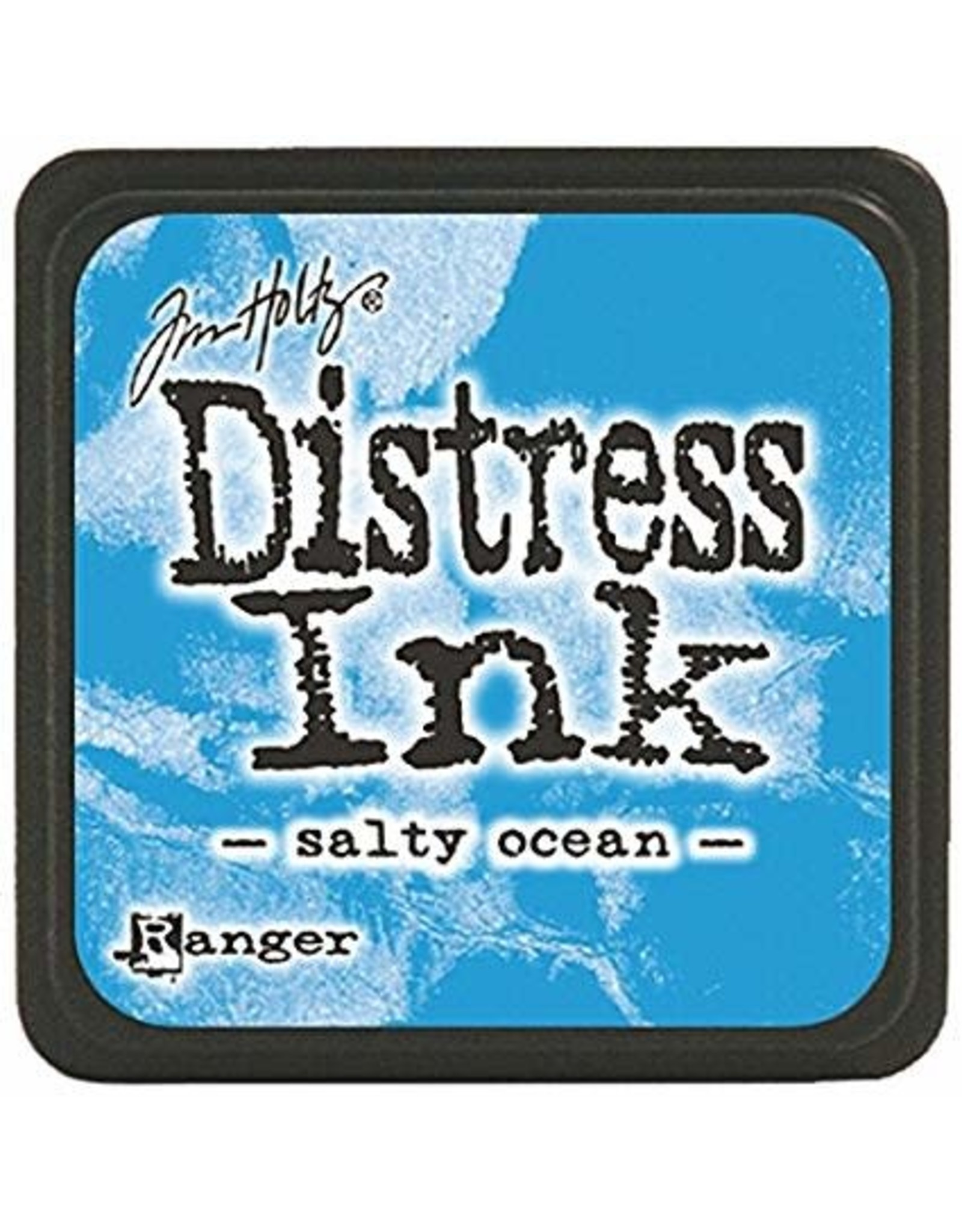 Ranger Distress Ink Pad - Salty Ocean