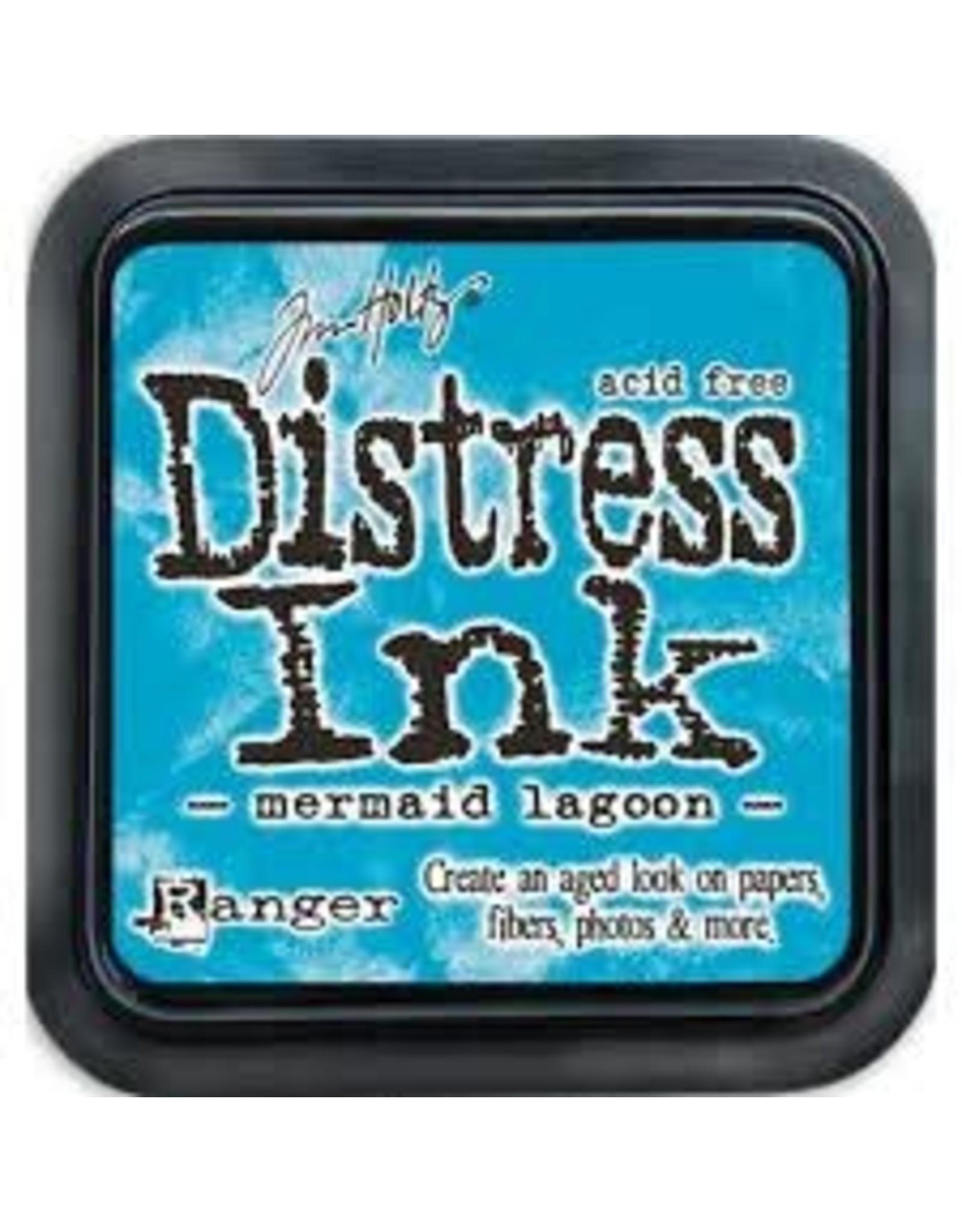 Ranger Distress Ink Pad - Mermaid Lagoon