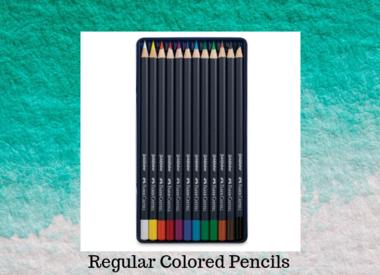 Regular Colored