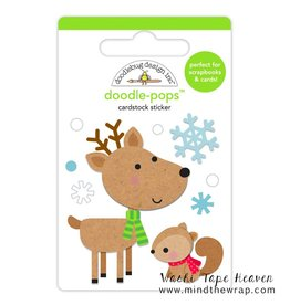 Doodlebug Design Inc. Doodle Pops - Deer Friends