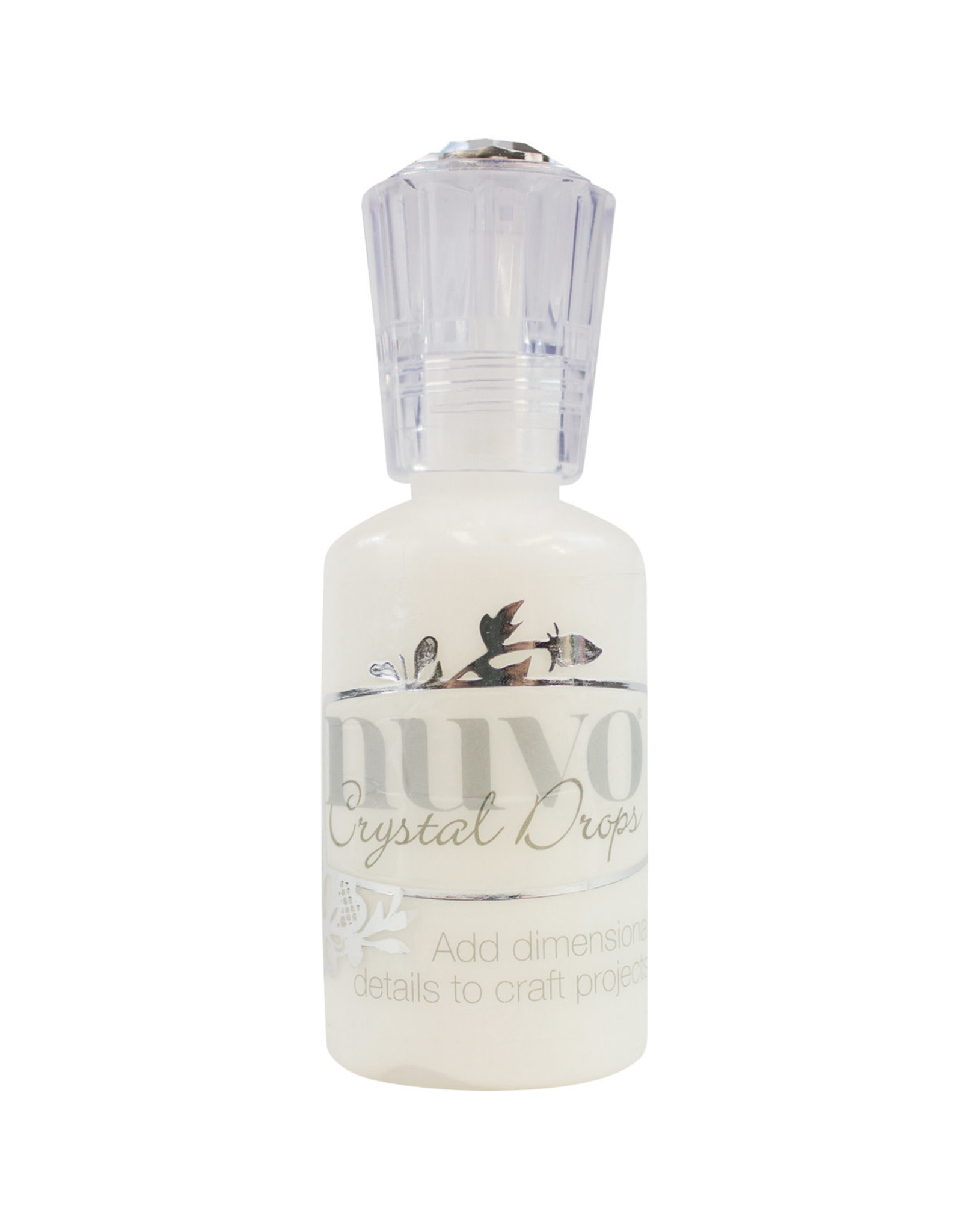 Nuvo Nuvo Crystal Drops Gloss - Simply White