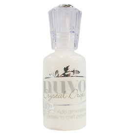 Tonic Studio Nuvo Crystal Drops Gloss - White