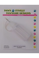 Paws-Itively Pawsome Designs 50ML Fine Tip Glue Bottle