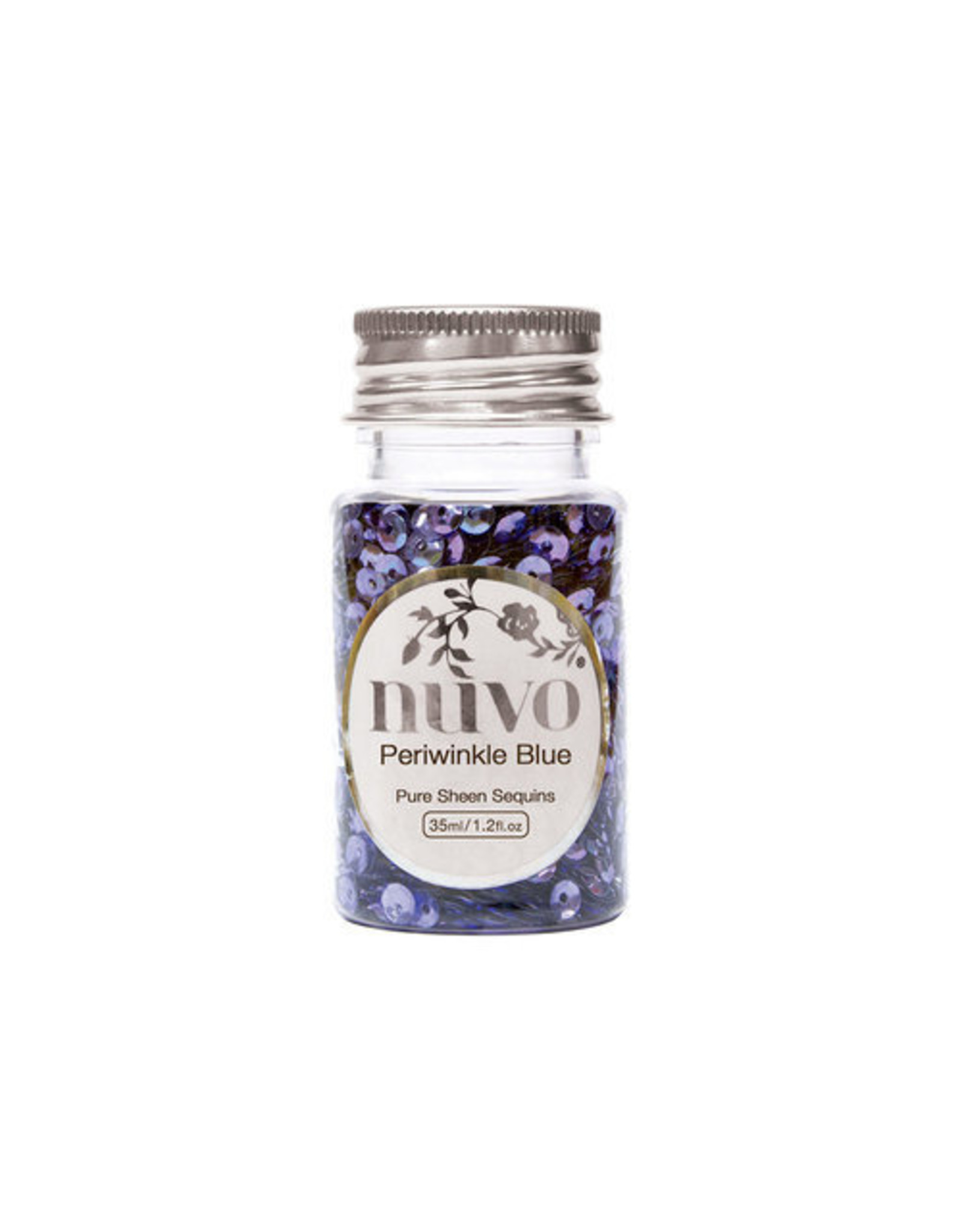 Nuvo Nuvo Pure Sheen Sequins - Periwinkle Blue