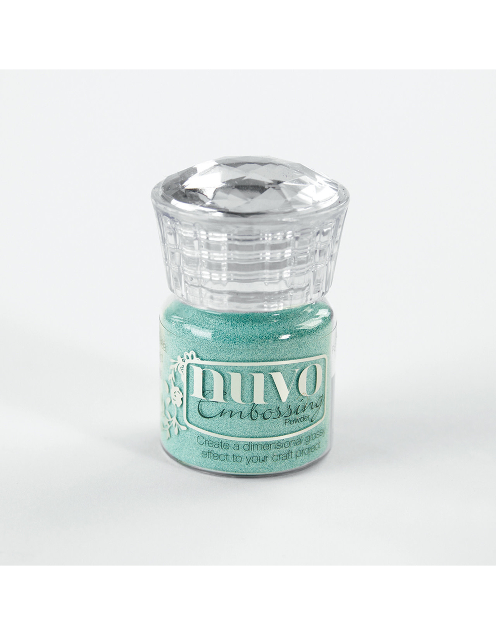 Nuvo Nuvo Embossing Powder - Cool Jade