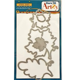 Dare 2B Artzy Leaf - Die Set