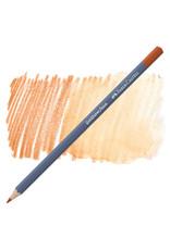 Faber-Castell Goldfaber Aqua Watercolor Pencil -  Burnt Ochre #187