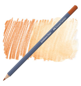 Faber-Castell Goldfaber Aqua Watercolor Pencil -  Burnt Ochre #187