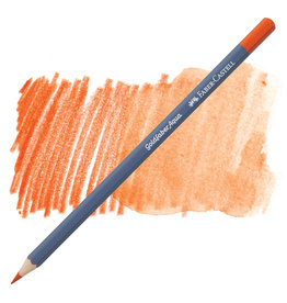 Faber-Castell Goldfaber Aqua Watercolor Pencil - Dk. Cadmium Orange #115