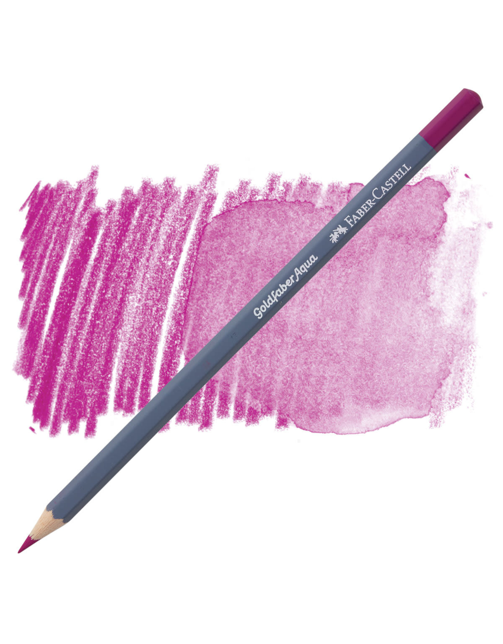 Faber-Castell Goldfaber Aqua Watercolor Pencil - Middle Purple Pink #125