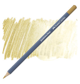 Faber-Castell Goldfaber Aqua Watercolor Pencil - Gold Metallic #250
