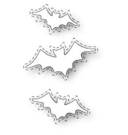 Poppystamps, Inc. Stitched Batty Collage