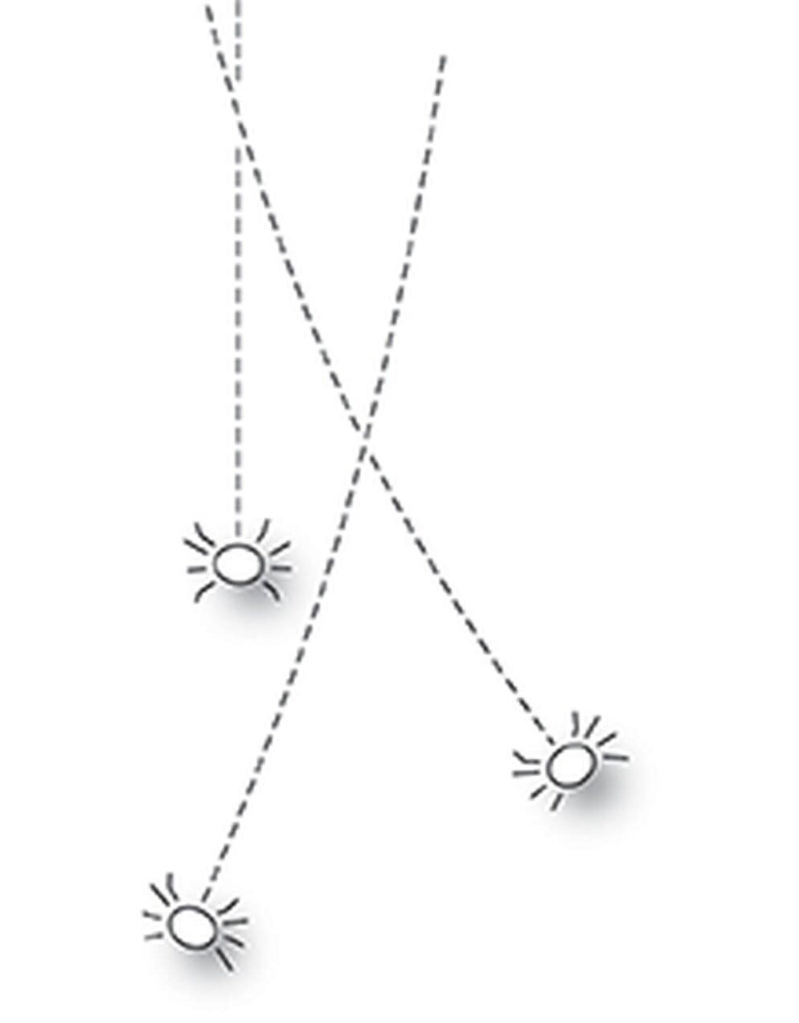 Poppystamps, Inc. Dangling Spiders (Poppy) (RETIRED) (25%)