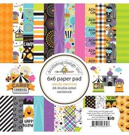 Doodlebug Design Inc. Candy Carnival 6x6 Paper Pad