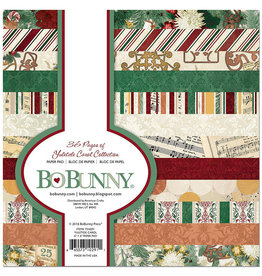 Bo Bunny Yuletide Carol Collection 6x6 Paper Pad