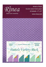 Rinea Pastels Foiled Paper Variety Pack