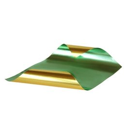 Rinea Jade/Gold Glossy Solid Crafter's Pack