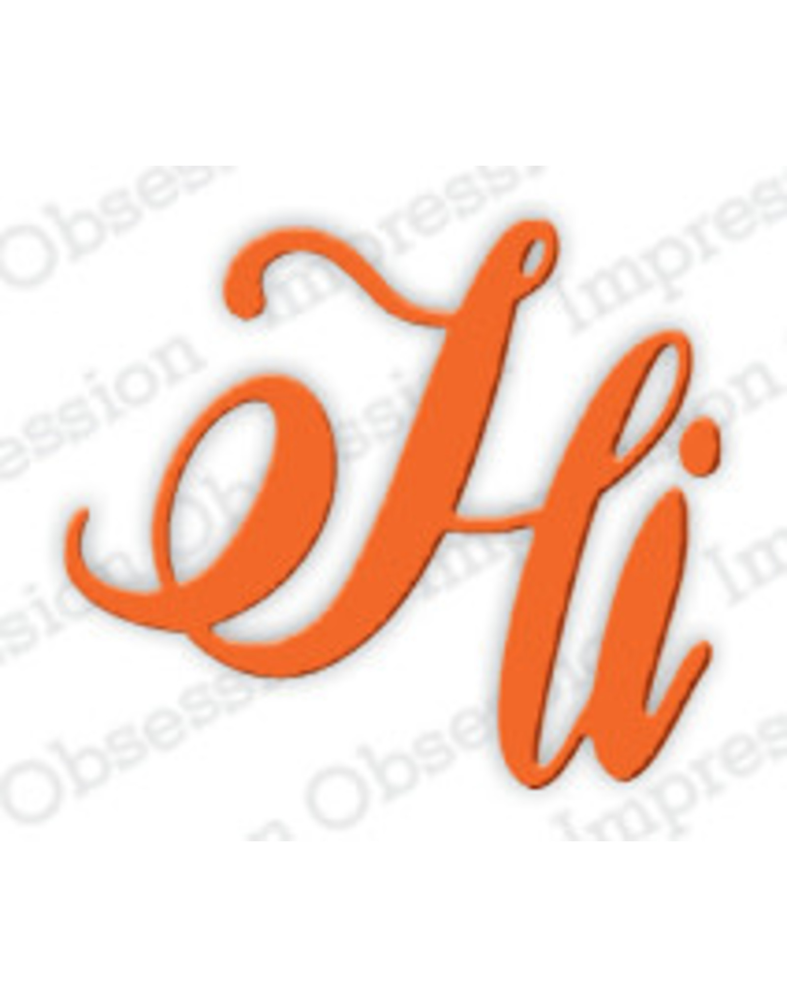 Impression Obsession Hi - Die