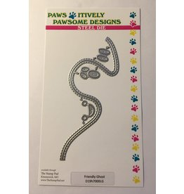 Paws-Itively Pawsome Designs Friendly Ghost