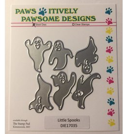 Paws-Itively Pawsome Designs Little Spooks