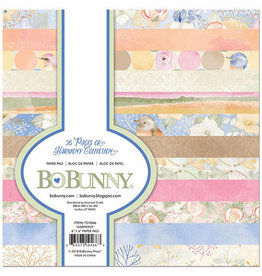 Bo Bunny Harmony Collection - 6x6 Paper Pad
