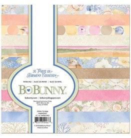 Bo Bunny Harmony Collection - 6x6 Paper Pad