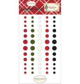 Echo Park Christmas - Enamel Dots (40%)