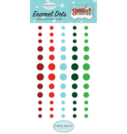 Echo Park Santa's Workshop - Enamel Dots (40%)