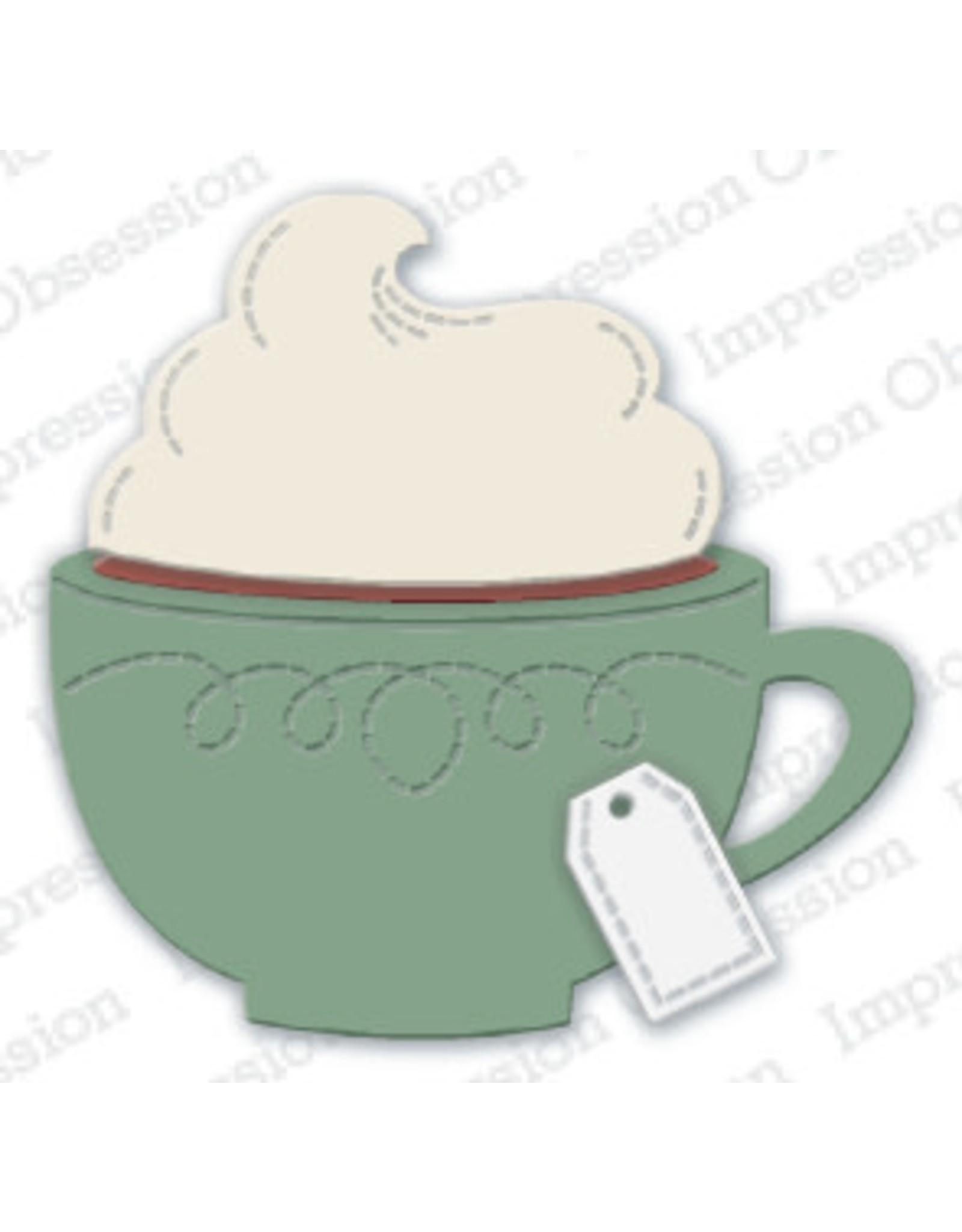 Impression Obsession Tea Cocoa - Die