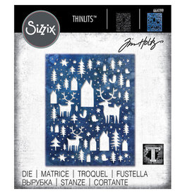 Ellison/Sizzix Sizzix Thinlits Diea - Nordic Winter