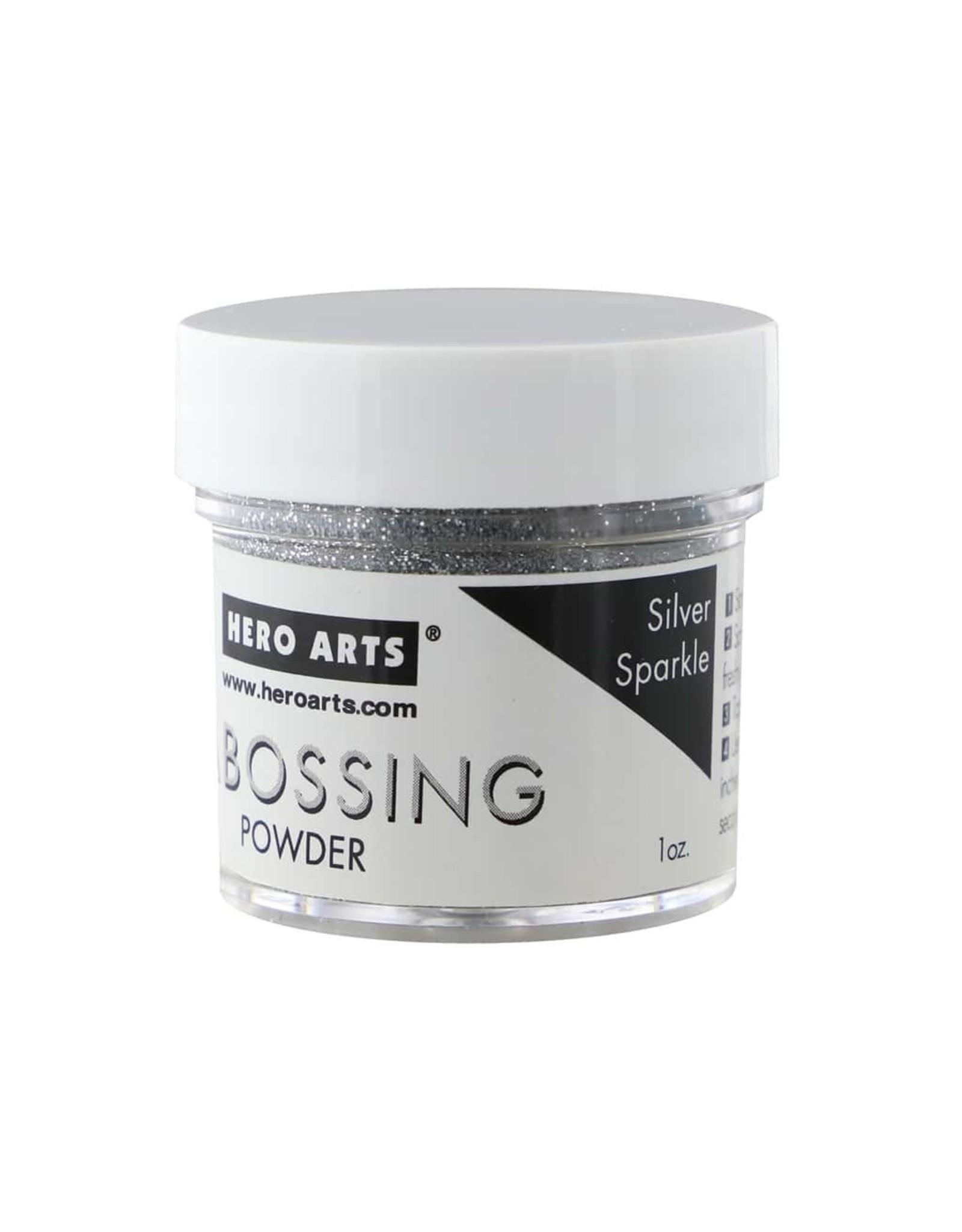 Hero Arts Hero Arts Embossing Powder - Silver Sparkle