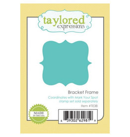 Taylored Expressions Bracket Frame - Die