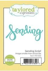 Sending Script - Die