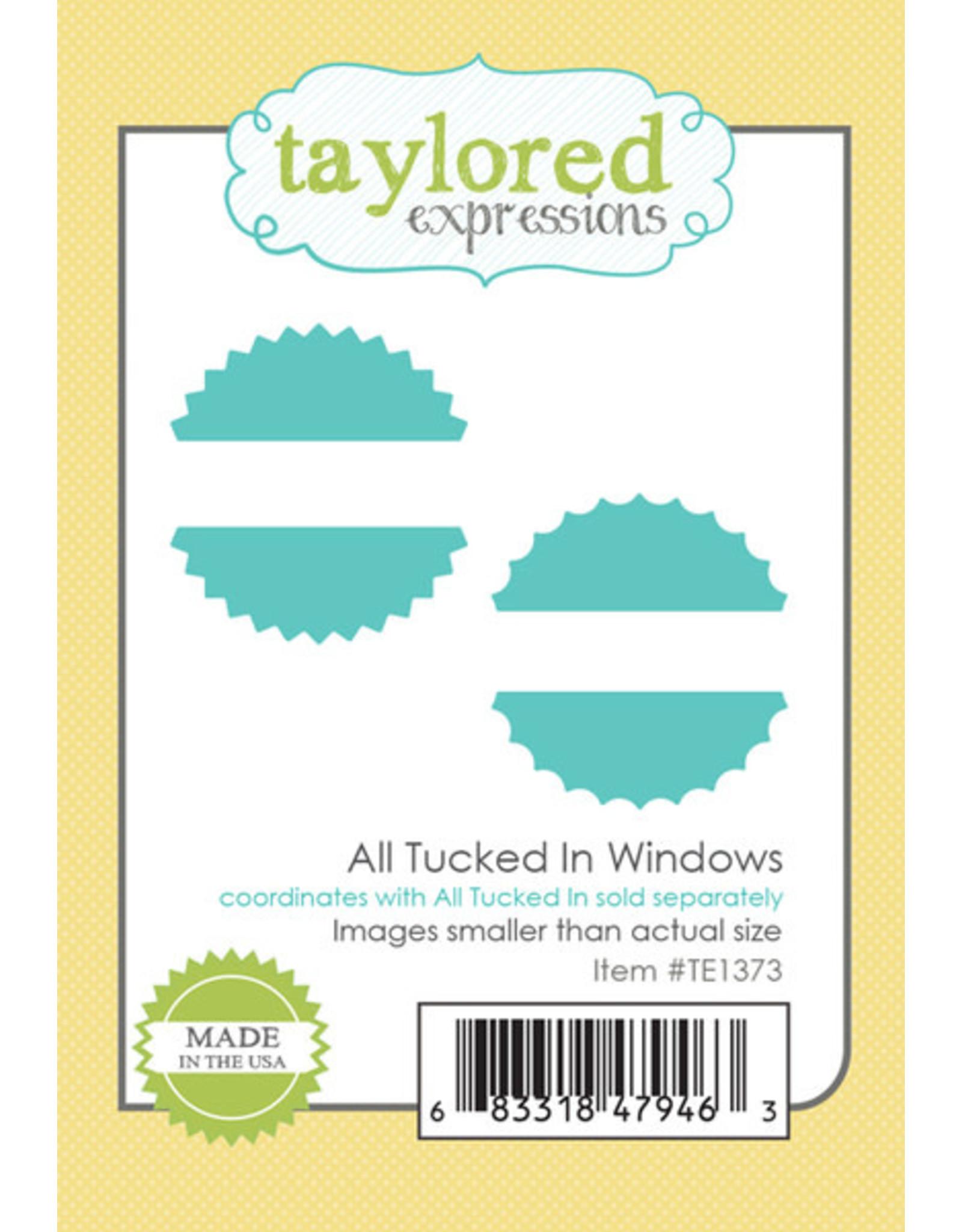 All Tucked In Windows -  Die