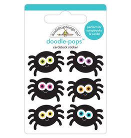 Doodlebug Design Inc. Doodle Pops - Silly Spiders