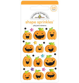 Doodlebug Design Inc. Jolly Jack-O-Lanterns - Sprinkles