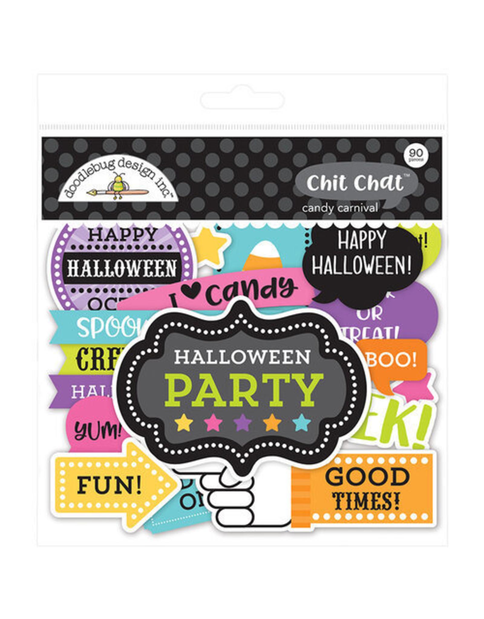 Doodlebug Design Inc. Candy Carnival - Chit Chat