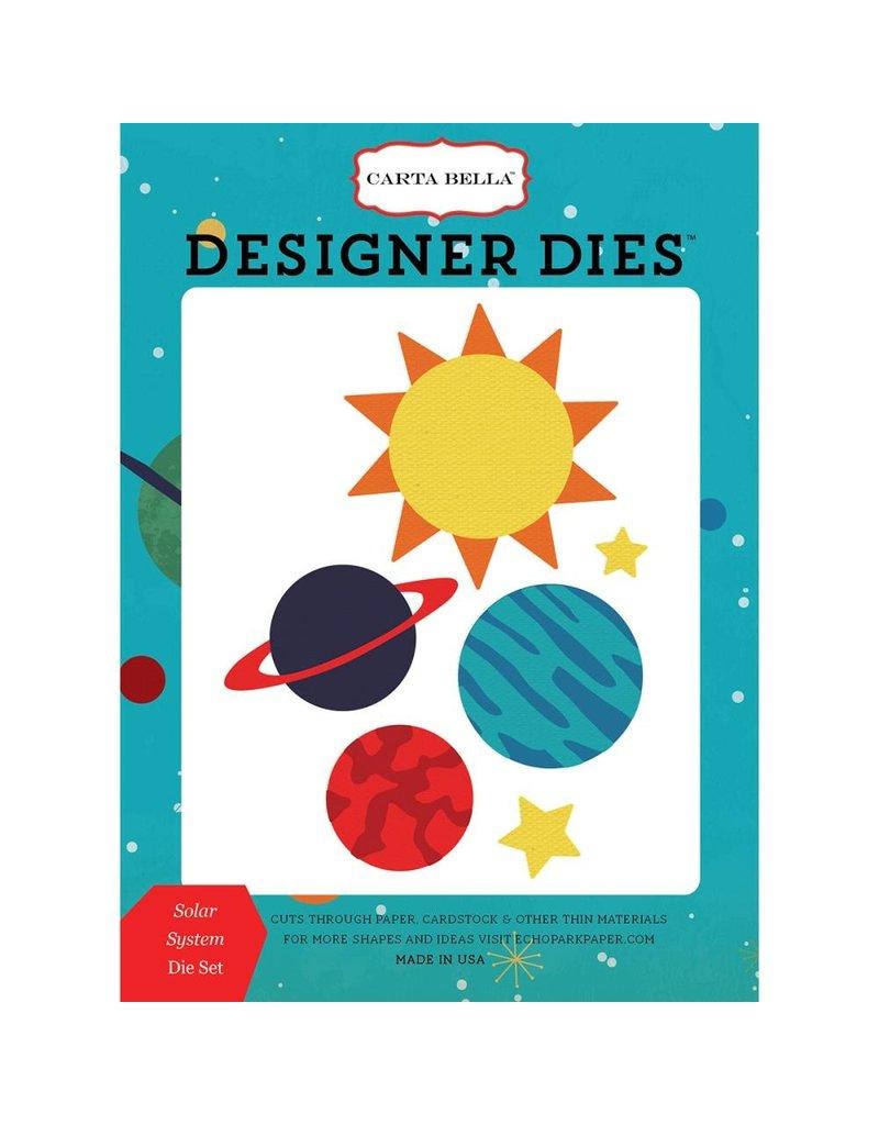 Carta Bella Paper Company, LLC  Solar System - Die