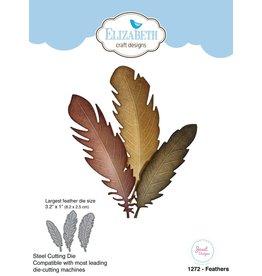 Elizabeth Craft Designs Feathers - Die