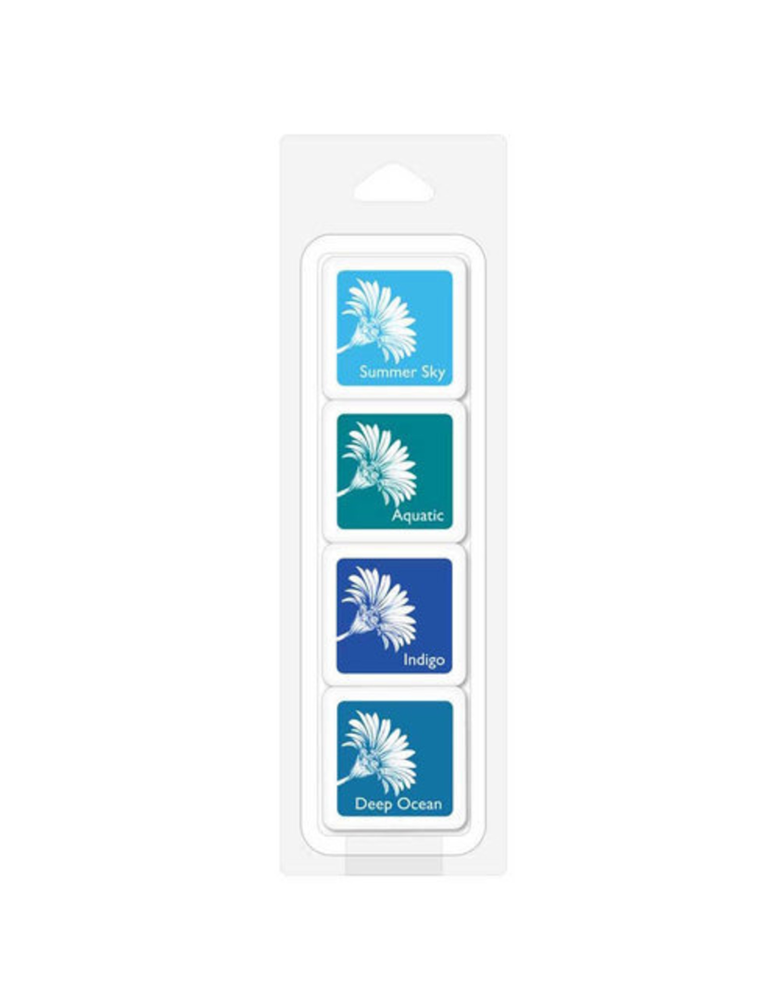 Hero Arts Hero Arts Bold Cubes - Tropical Waters